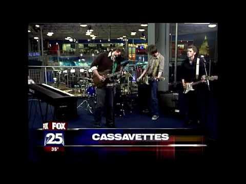 Cassavettes on Fox 25