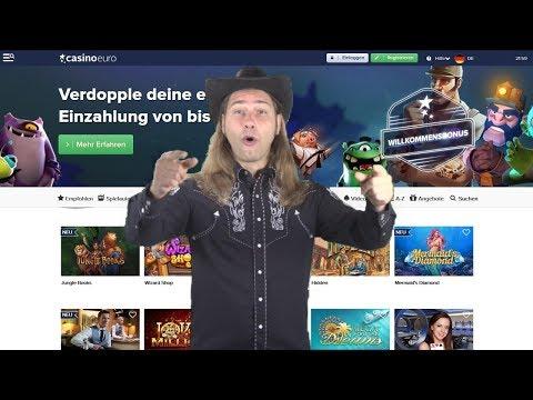 ♛ CasinoEuro Test UPDATED 2018 | Casino-Cowboy.net ♛