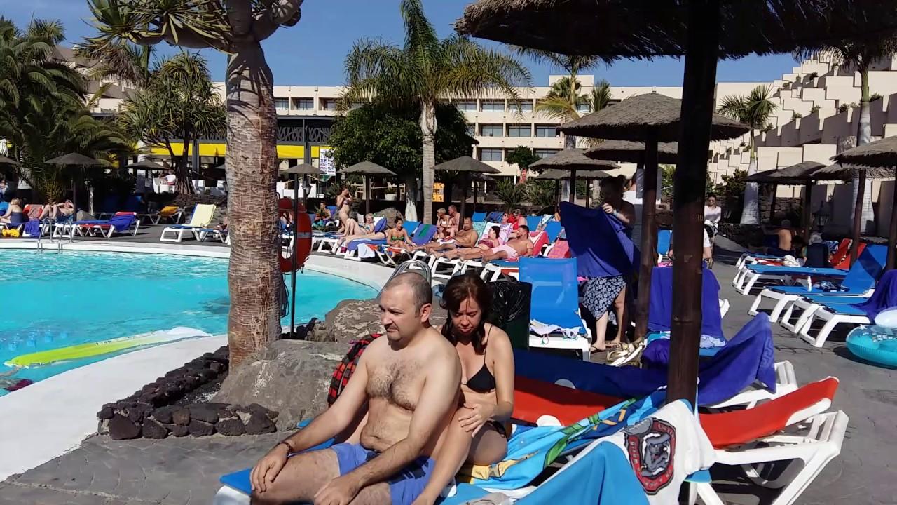 Beatriz Playa Spa Hotel Puerto Del Carmen Lanzarote Youtube