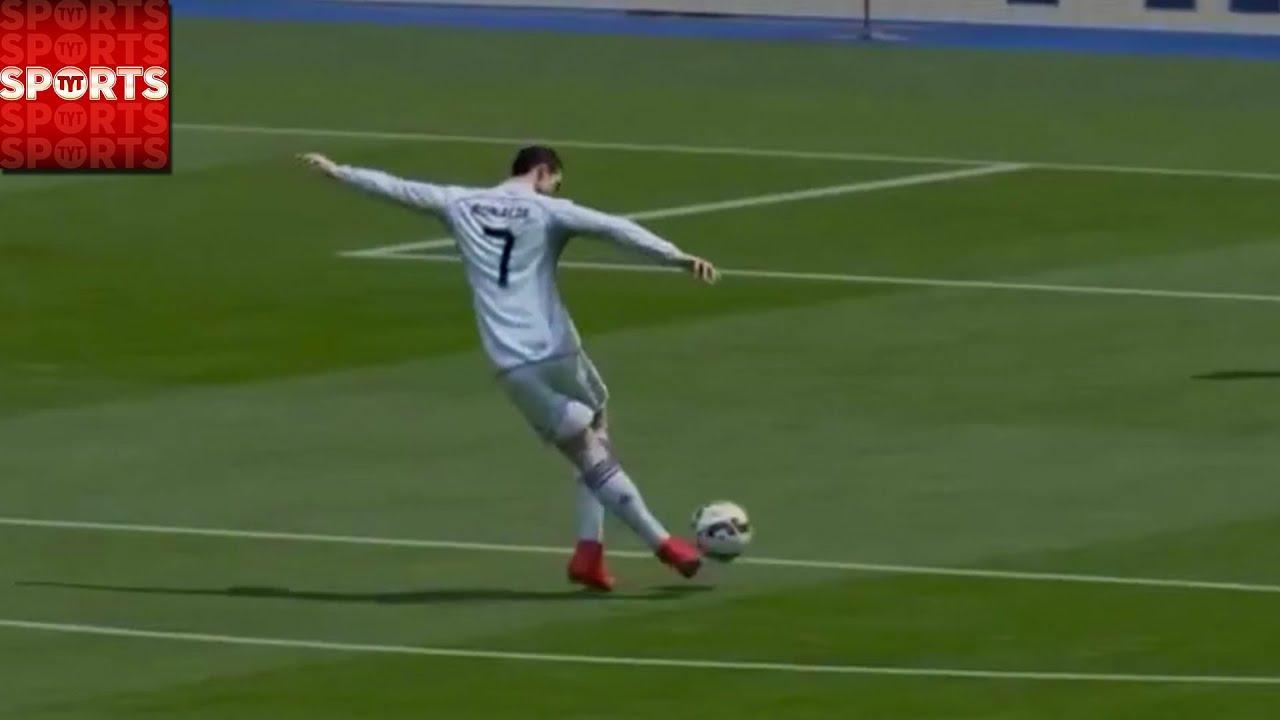 fifa 16 i migliori gol della settimana
