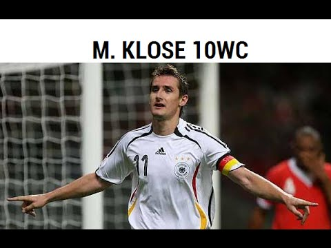 Fifa Online 3 - Review Miroslav Klose 10WC