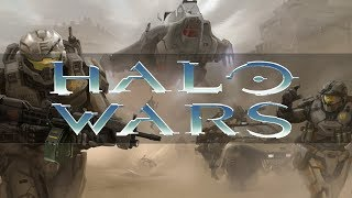 Halo Wars - Campaign Co-Op | Ep2 | Shack & Tex fight the Covenant