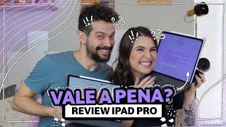 REVIEW IPAD Pro: vale a pena abrir mão do notebook? | Lu Ferreira | Chata de Galocha
