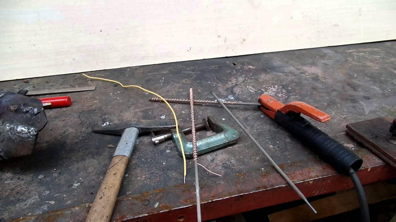 Сварочный электрод своими руками фото 673