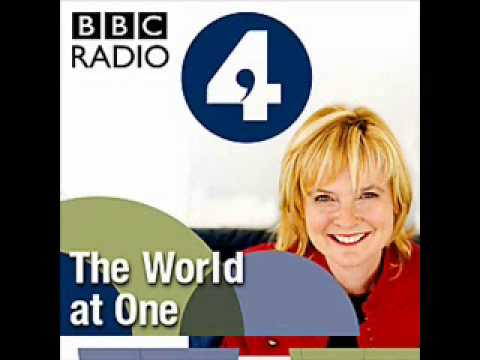 BBC Radio 4 - World at One on EU Budget