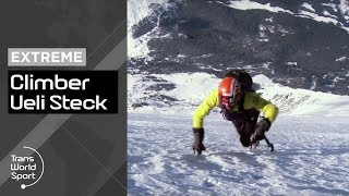 Ueli Steck | Mountaineering Legend | Trans World Sport