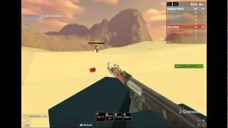 roblox desert war pt1 curse you enemy!