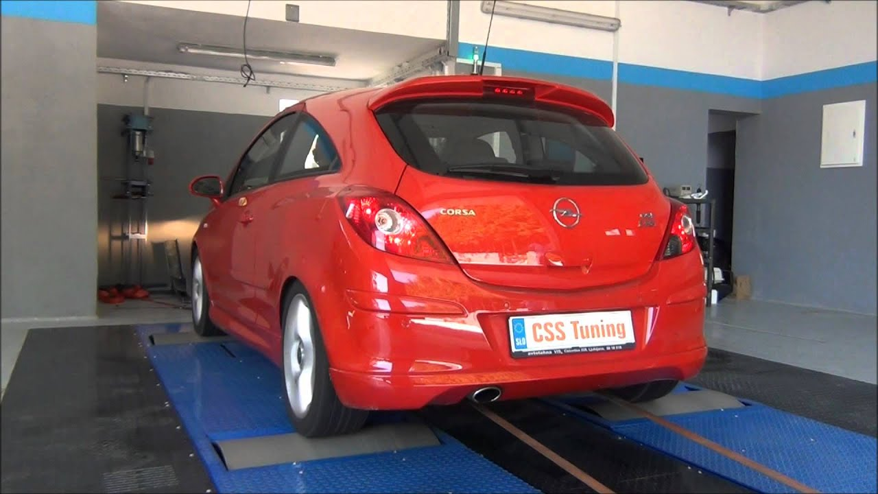 css performance opel corsa d 1 6t gsi youtube. Black Bedroom Furniture Sets. Home Design Ideas