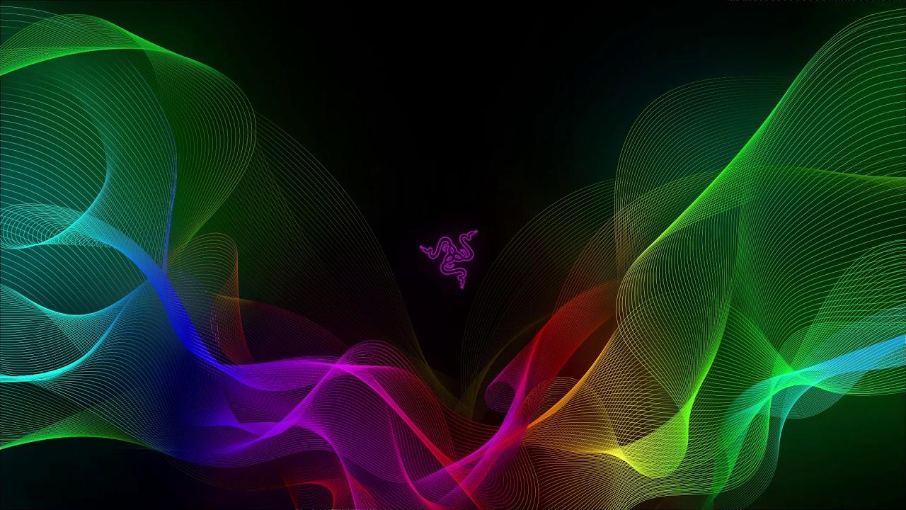 Razer Chroma RGB live Wallpaper 1Hour