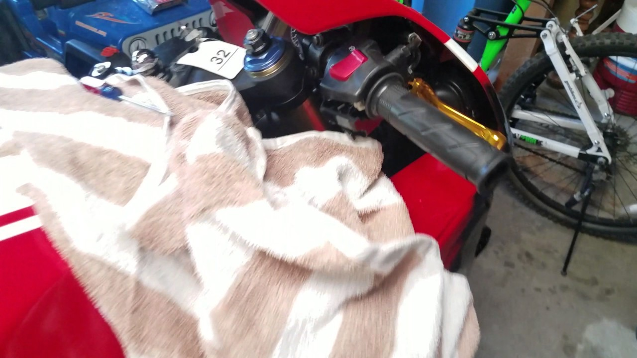 2005 Cbr 600rr Fuel Pump Headlight Issue Fixed