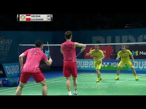 Kevin / Marcus Fernaldi GIDEON vs LIU Cheng ZHANG Nan   FINAL