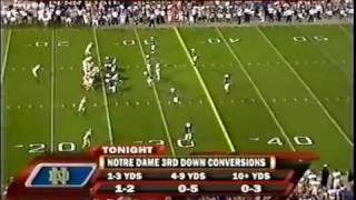 Notre Dame at #14 Penn State - 9/8/2007 (Whiteout)