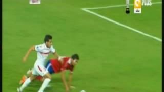 بالفيديو| مصطفى فتحي يحرز ثالث أهداف الزمالك في شباك الأهلي