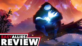 Ori and the Blind Forest: Definitive Edition - Easy Allies Review (Video Game Video Review)