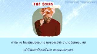 [thaisub] THE SONG (노래) - ZION.T