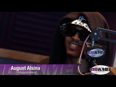 August Alsina Speaks On Rumors He Ruptured A Groupie's Cervix