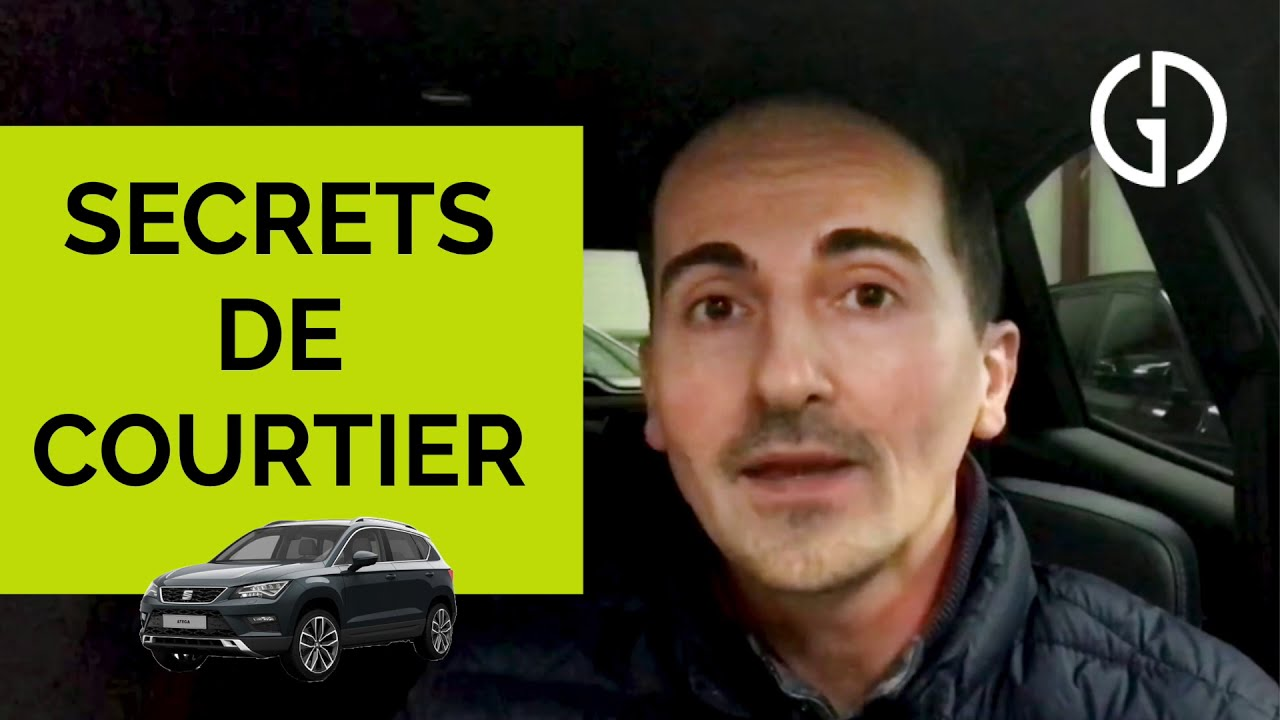 secrets de courtier automobile