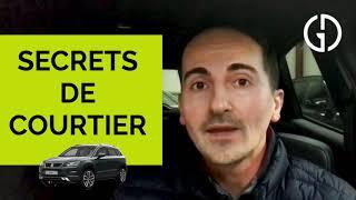 secrets de courtier automobile