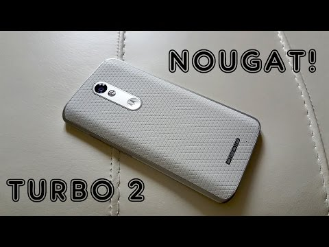 Droid Turbo 2 NOUGAT is here!