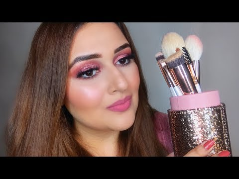 BEAUTIFY BY AMNA NEW ELITE BRUSH SET | HONEST REVIEW