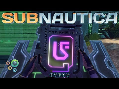 UNLOCKING THE ALIEN BASE - Subnautica Gameplay Playthrough - Episode 12