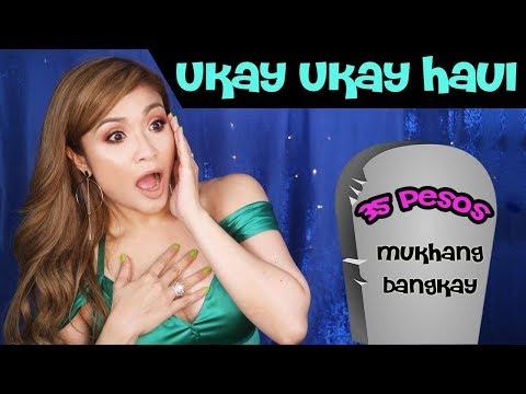 MUKHANG BANGKAY UKAY UKAY HAUL?!| 35 PESOS LANG!| MRS. F