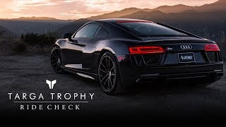 IS THIS THE BEST SUPERCAR? 2017 Audi R8 | Targa Trophy Ride Check