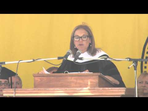 Katie Couric commencement address at Randolph-Macon College