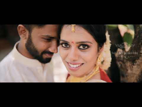 Sujith + Vijayalekshmi | Wedding Highlights| Frames For You |