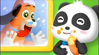 HUNGRY DAO | ANIMATION FOR KIDS | BABYBUS CARTOON | BABYBUS