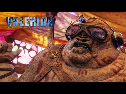 "Valerian and the City of a Thousand Planets | ""Imagine"" TV Commercial 