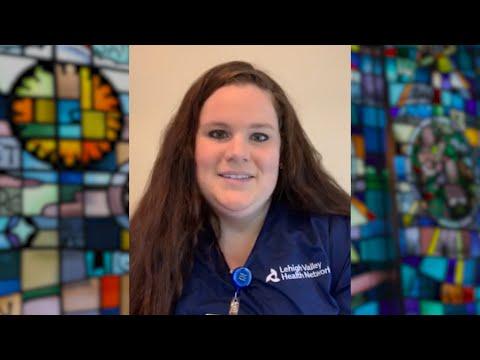 Andrea Kushnir '15, DeSales University Nursing