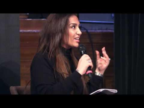Swedish hip hop seminar - Panel discussion - April 3 2017