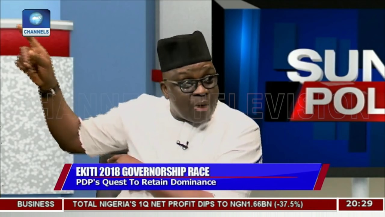 Those Who Wait For Me After Leaving Office Will Wait In Vain-- Fayose | Politics Today |