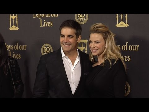 Galen Gering & Jenna Gering Red Carpet Style at Days of Our Lives 50 Anniversary Party