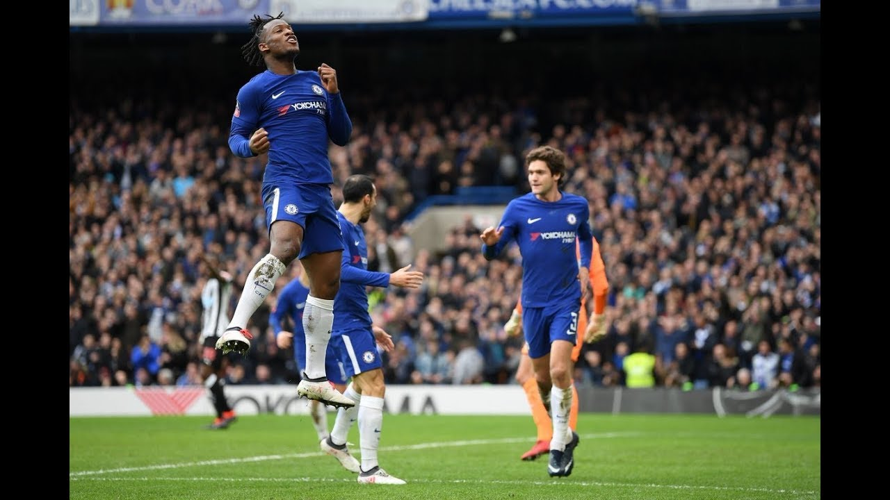Download Chelsea vs Newcastle 3 0.All goals and extended highlights 28-1-2018