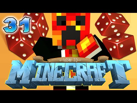 HOW TO MINECRAFT: PETES LUCKY CASINO! (31) - Minecraft 1.8 Survival Multiplayer!