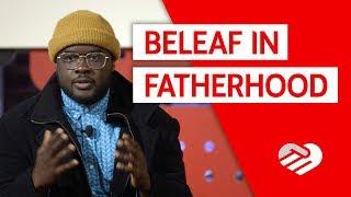 This dad's content is no joke. Meet Beleaf in Fatherhood.