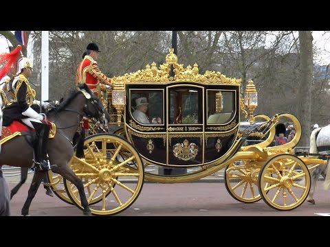 State Carriage Procession