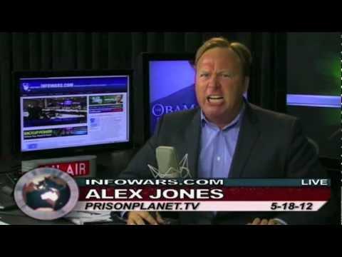 Alex Jones is pissed!!! (LIES LIES LIES, MInistry)