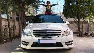 Mercedes Araba Tanıtıyoruz Oyuncak Abi & Kerem Vlog