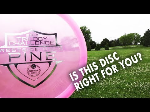 Is This Disc Right for You? Westside Discs Pine
