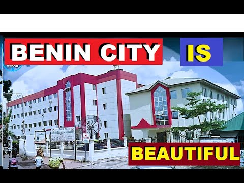 BENIN CITY, EDO STATE CAPITAL IS BEAUTIFUL & CROWDED. I WENT TO THE OBA PALACE. WATCH!