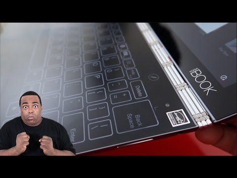 COOLEST 2-in-1 TABLET EVER! (Yoga Book)