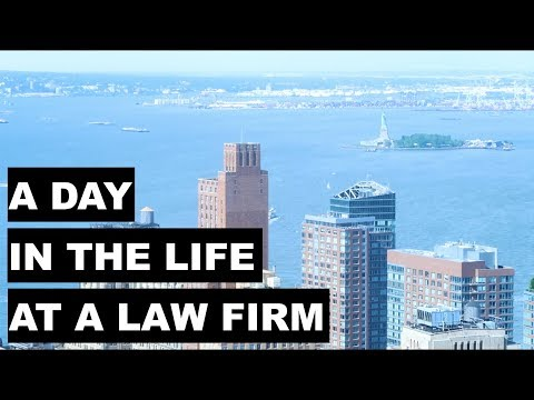 A Day in the Life of a Lawyer | Summer Associate Edition