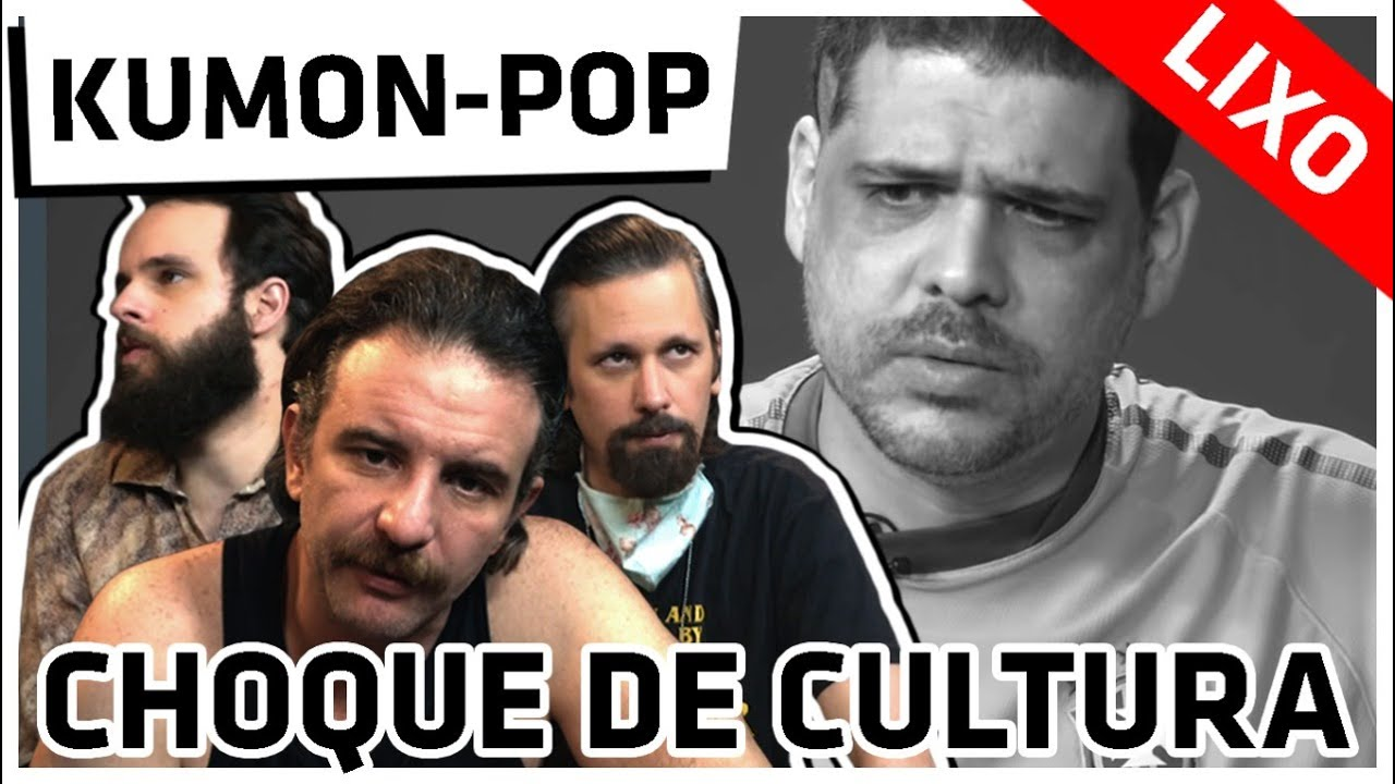 CHOQUE LIXO: Kumon-Pop