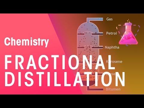 Fractional Distillation | The Chemistry Journey | The Fuse School
