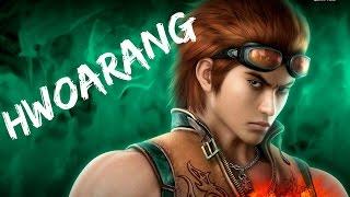 Tekken 6 [ Hwoarang ] - Arcade Battle -