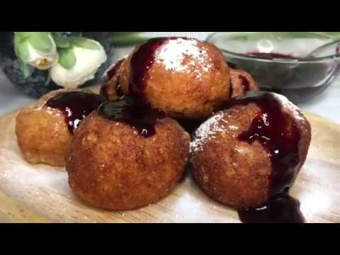 творожные пончики без глютена  gluten free cottage cheese  donuts