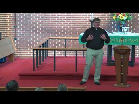 Pisgah Sunday Sermon - 10/10/2021
